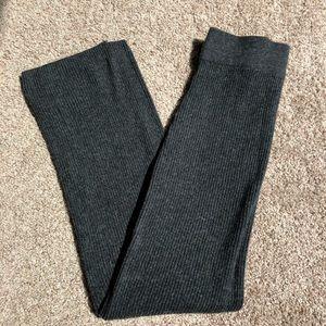 CASHMERE floor length skirt